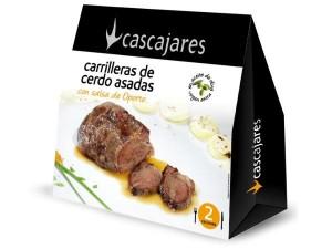 Caja Carrillera de Cerdo con Salsa de Oporto